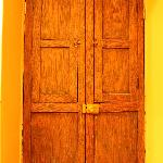 Peruivan door