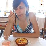 cream catalana dessert
