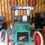 cool old car collection