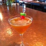 Enjoy lovely cocktails at Hennni's!