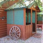 Great Cabins.........