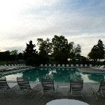 pool at dusk 2011