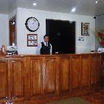 Main Lobby, great staff