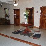 room entrance, 2nd floor