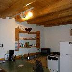 downstairs - kitchen