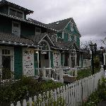 Streetview of Shelburne Inn