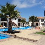 La Serena Dream - all rooms look onto the pool