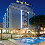Hotel Tiffany's Cattolica