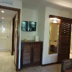 inside junior suite