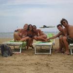 tutti in spiaggia!