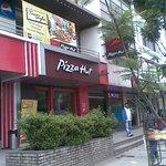 Pizza hut kathmandu, exterior view