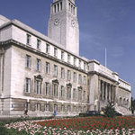 The Gallery is located in the Parkinson Building at the University of Leeds