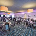 Restaurant at The Bay Trecarn Hotel