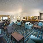 Bar Area at The Bay Trecarn Hotel