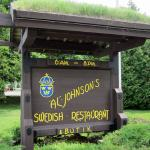 Al Johnson's Swedish Restaurant & Butik
