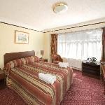 Bay Majestic Bournemouth Standard Room