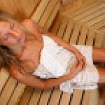 Far Infrared Sauna - deepen your massage experience