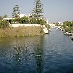Hydra village