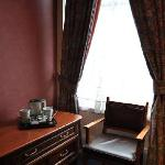 Four Poster Room desk