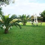 bel giardino per godere dei mometi di relax