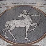 Star sign mosaic
