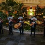 Band paying Mariachi