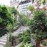 Photo de Hotel Am Rosengarten