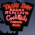 A landmark in Taos