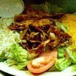 """The """"Semi-Healthy"""" Chicken-n-Bacon Salad"""