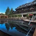 Vail Cascade Pool and Hot Tubs