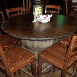 Beer Barrell Tables