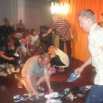 Adult fun with barry the entertainer