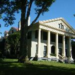 Teddy Roosevelt Inaugrial Site/Wilcox Mansion across the street