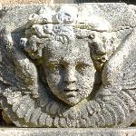 Cherub, Sculptural Fragment, Courtyard, Museo Regionale, Messina