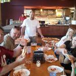 Happy table!!