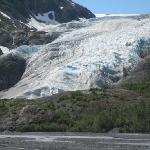 Exit Glacier Foto