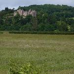 Dunster's splendid castle - a stone throw away!
