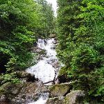 Die Rißlochwasserfälle ca. eine Wanderstunde von der Villa Montara entfernt