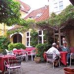 Garden Coutyard