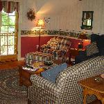 The Granary - lounge