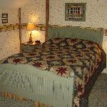 The Granary - bedroom