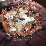 marinated intestines