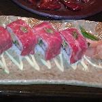 sushi steak