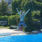 Swimming Pool Fun !