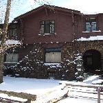 Photo of the Riordan Mansion