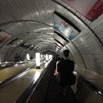 the deep escalator