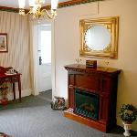 Salon privé de la suite St. Andrews'