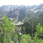 amazing views on Bighorn Creek Trail