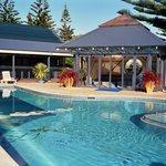 Solar Heated Pool & Hydro Spa