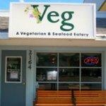 Foto de Veg - A Vegetarian & Seafood Eatery
